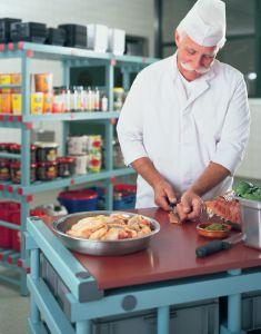 Rea plasnet etag re modulaire alimentaire euro for Cuisine 5000 euros